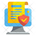 File Security Icon