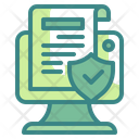 File Security Document Security File Icon