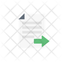 Send File Sharing Icon