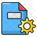 File Setting File Configuration File Management Icon