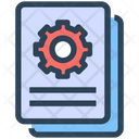 Seo Files Configuration Icon