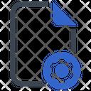 Setting Option File Icon