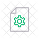File Seo Document Icon