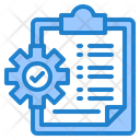 Clipboard Support File Icon