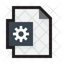 File settings Icon