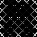File Share Icon