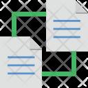 File Share Hierarchy Icon