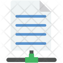 File Share Hierarchy Icon