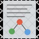 File Sharing Data Icon