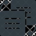 File synchronize Icon