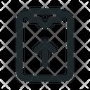Task Upload File Icon