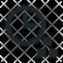 Time Organization File Icon