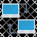 File Datasharing Transfer Icon