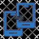 Filetransfer Mobile Phone Icon