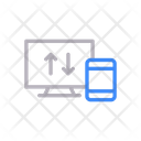 Filetransfer Upload Connection Icon