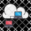 Filetransfer Datasharing Exchange Icon