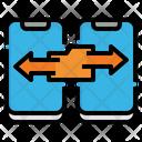 File Transfer File Tranfer Icon