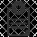 File Upload Paper Icon