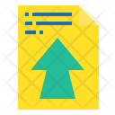 File Upload Document Upload File Icon
