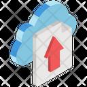 File Uploading Icon