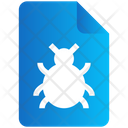 File Virus Icon