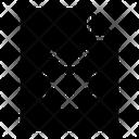 File Virus File Bug Data Virus Icon