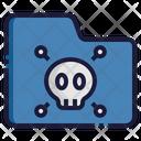 File Virus Icon