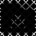 File Virus Danger Icon