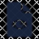 File Vision Icon