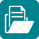 Files Paper Document Icon