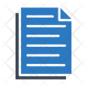 Files Document Sheet Icon