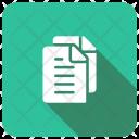 Files Documents Storage Icon
