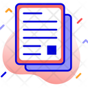 Manuals Documents Copy Icon