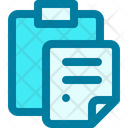 Files Register Notes Icon