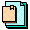 Files Paper Document Icon