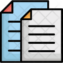 Files Files Rack Office Material Icon