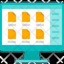 Files Folder Document Icon
