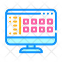 Files Connection Computer Icon