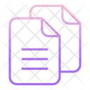 Files And Documents Icon
