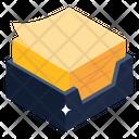 Files Box File Case File Organizer Icon