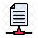 Files Document Sharing Icon