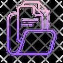 Files Folder Icon