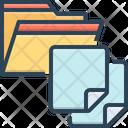 Files Dossier Folder Icon