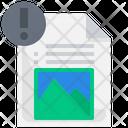 Files Problem Icon
