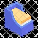 Files Holder File Rack Plastic Rack Icon