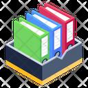 Files Rack Icon