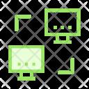 Files Sharing Icon