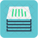 Files Stack Rack Icon