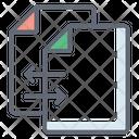 Files Transfer Icon