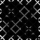 Files Transfer Files Exchange Data Transfer Icon